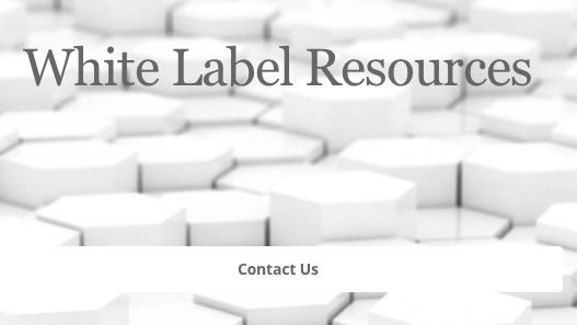 New client website