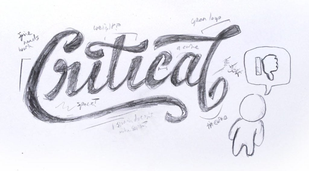 Critical Thinking - Design Inspiration
